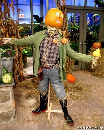 15 Scarecrow Ideas for Fall Fun Pinterest Scarecrow ideas and - halloween scarecrow ideas