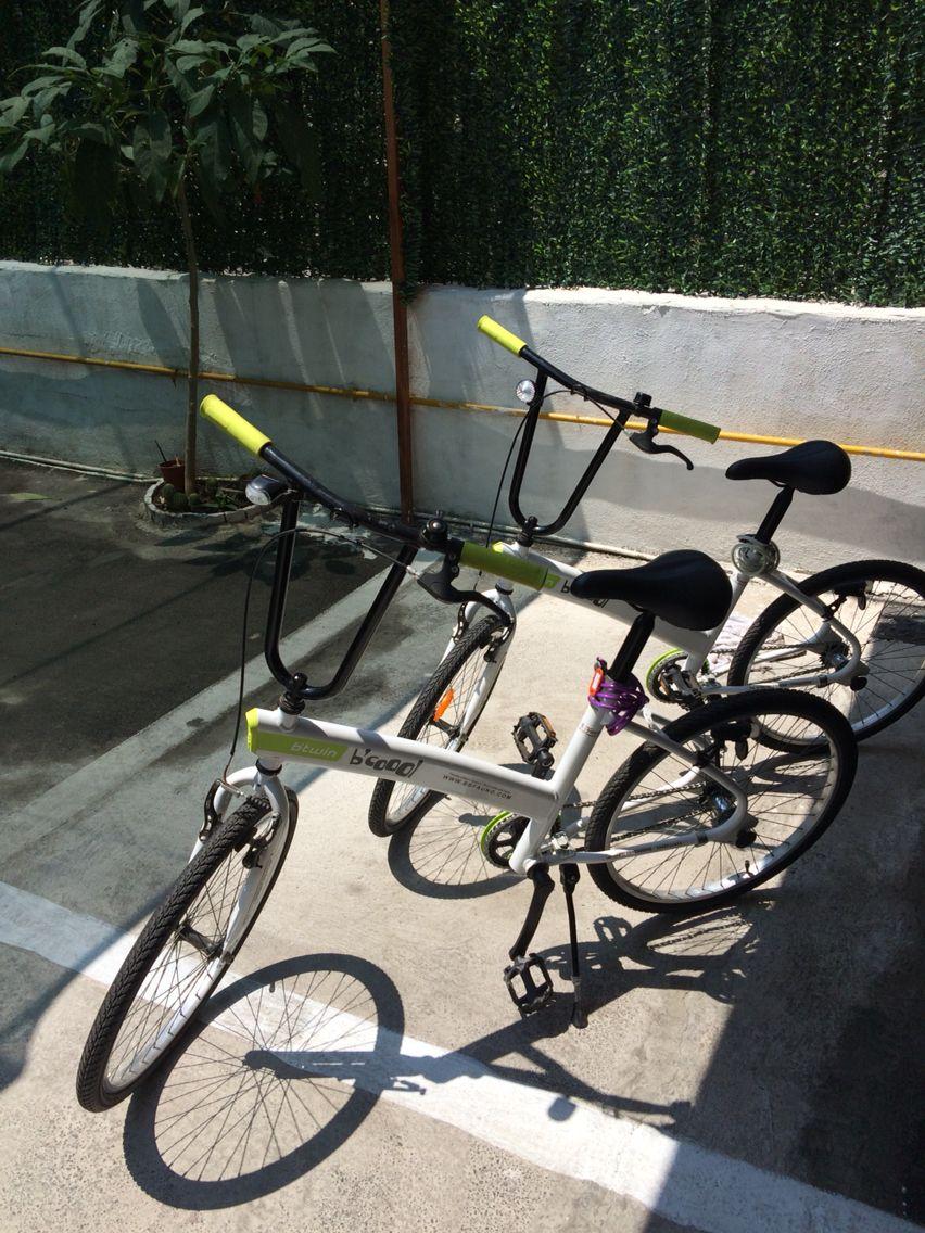Uso gratis delle bici bcool per tutti coloro che prenotano una vacanza negli #appartamenti del #pompei #shortlets !! www.pompeishortlets.com
