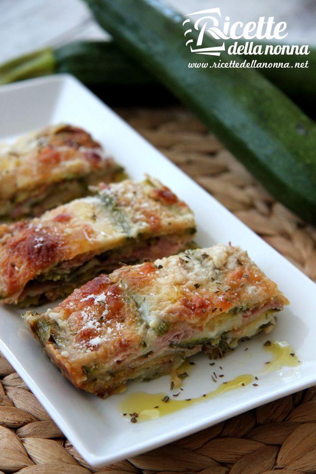 Parmigiana di zucchine | Ricette della Nonna