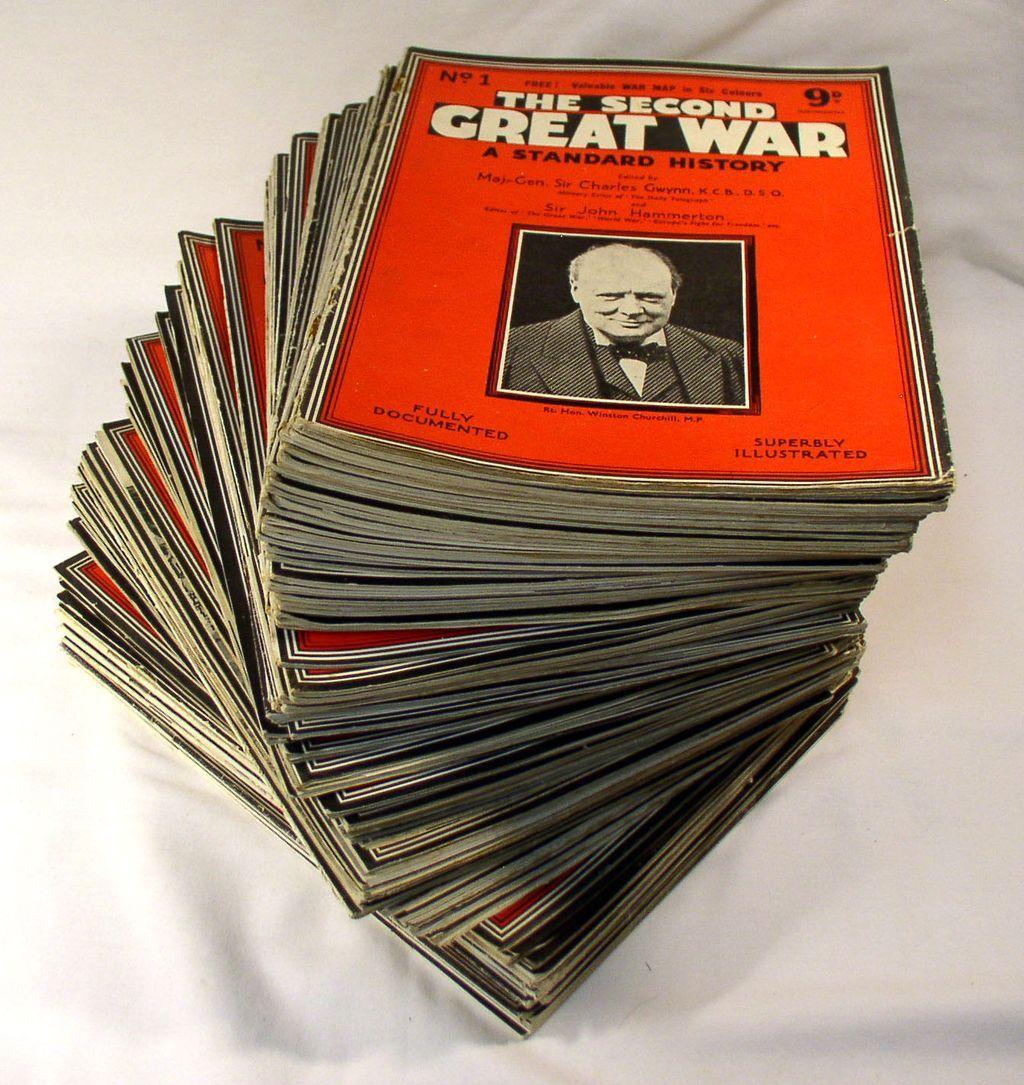 The deeper origin of the second great war
