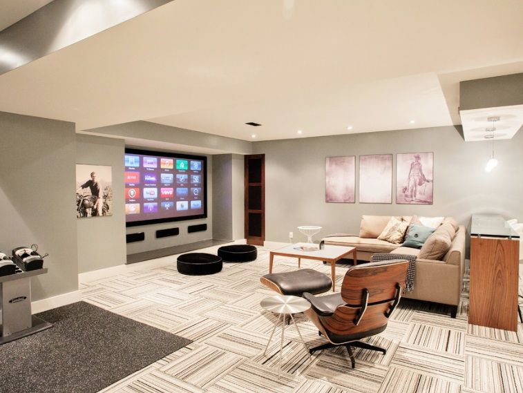 Basement Flooring Ideas How to Choose the Right Surface Fres