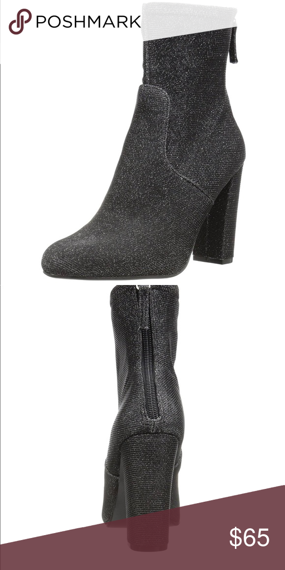 e073d521435 NWT Steve Madden brisk heeled booties metallic These are so cute ...