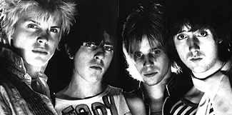 Generation X - before Billy Idol went solo