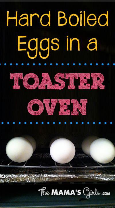 Hard-Toasted Eggs