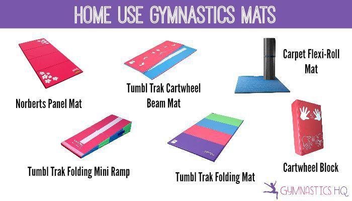 Home Gymnastics Equipment Beams Mats Bars And More Pakhi