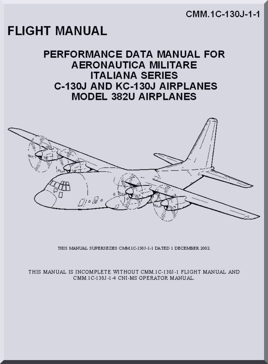 lockheed c 130 j kc 10j aircraft perfomance fight manual cmm 1c rh pinterest com  c130j maintenance manual pdf