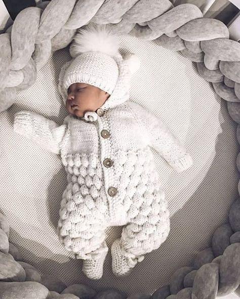 Ubranka dla dzieci handmade na drutach schematy: 30