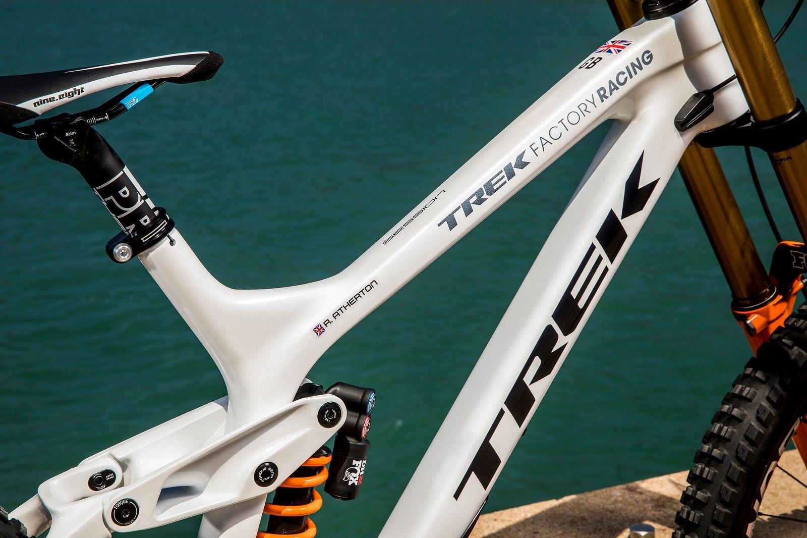 Trek Factory Racing S World Champs Trek Session Bikes Trek Bikes