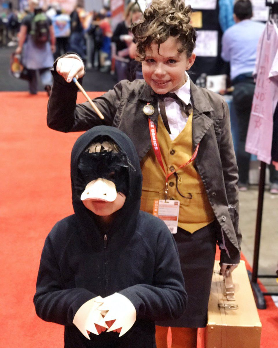 Image Result For Niffler Costume Costumes Niffler Beast Costume