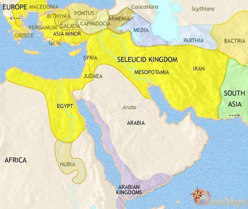 Proche-Orient dans l'Antiquité