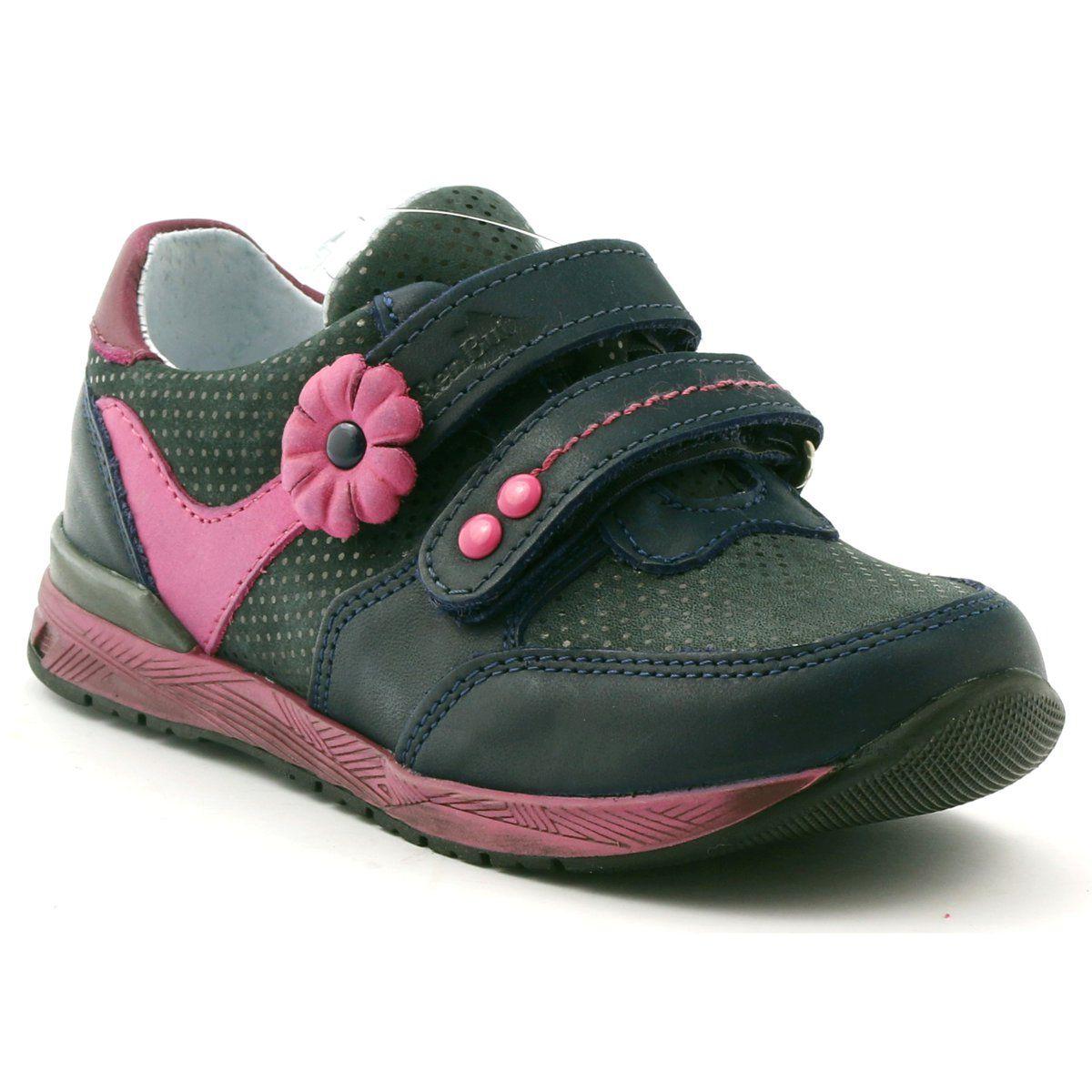 Polbuty I Trzewiki Dzieciece Dla Dzieci Renbut Rozowe Inne Szare Polbuty Dziewczece Kwiatek Ren But 3265 Baby Shoes Sneakers Fashion