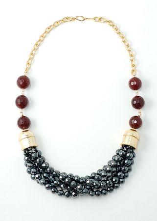 Trenholm Statement Necklace  www.hermosajewelry.com