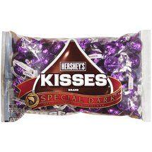 Walmart Hershey S Special Dark Kisses Chocolate 12 Oz 3 28