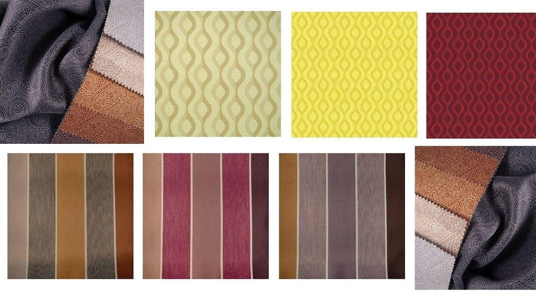 tissu ameublement rideau sur mesure d coration int rieure ignifug nonfeu antifeu luxe. Black Bedroom Furniture Sets. Home Design Ideas