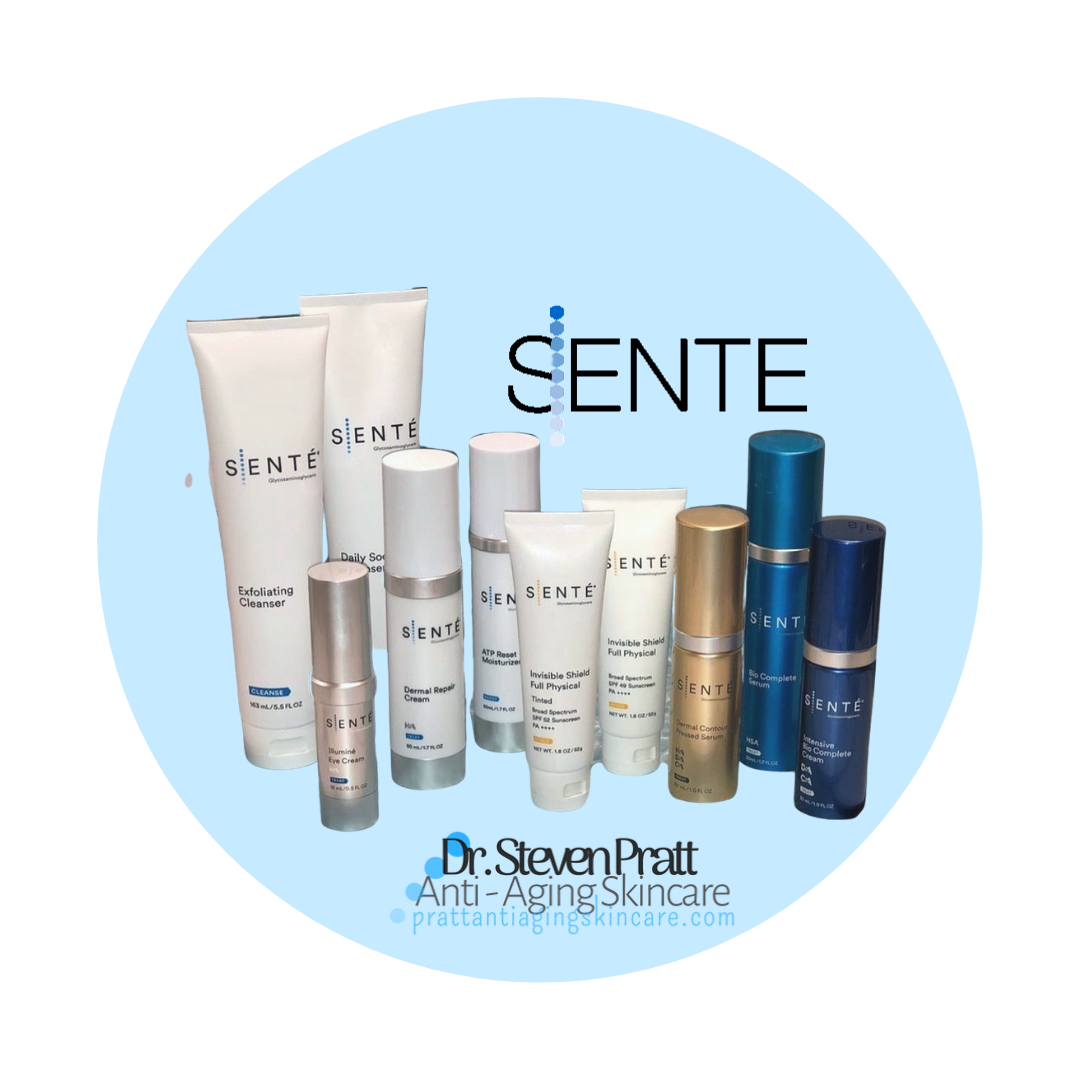 Sente Labs Where Beauty Meets Science Sente Is A Medical Grade Anti Aging Skincare Line Patented Wutg Hepera In 2020 Anti Aging Skin Care Fighting Aging Skin Firming