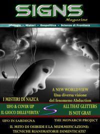 Online il primo numero della rivista digitale gratuita SIGNS Magazine