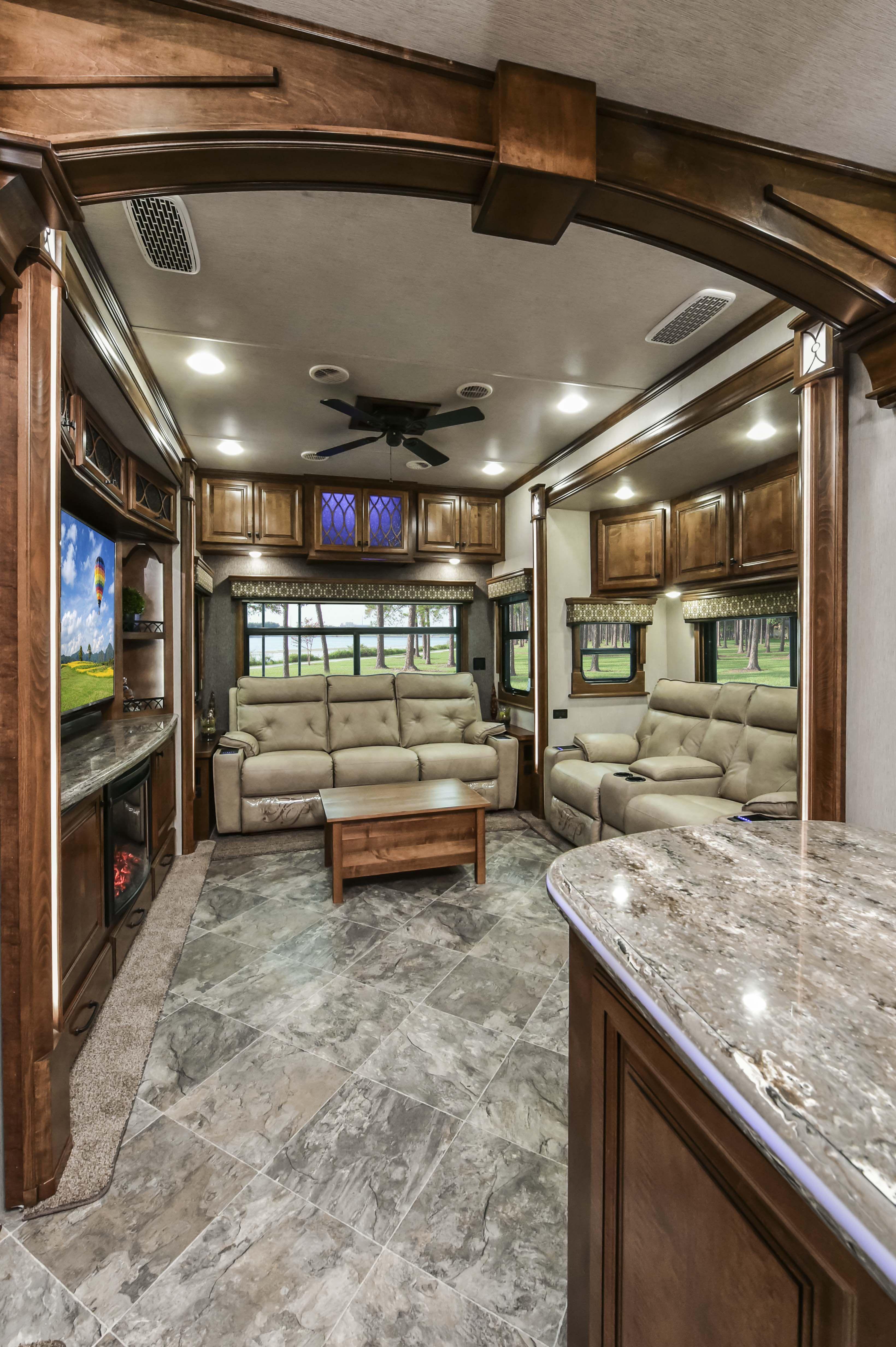 The Living Room In The 2018 Landmark 365 Charleston Luxury Full