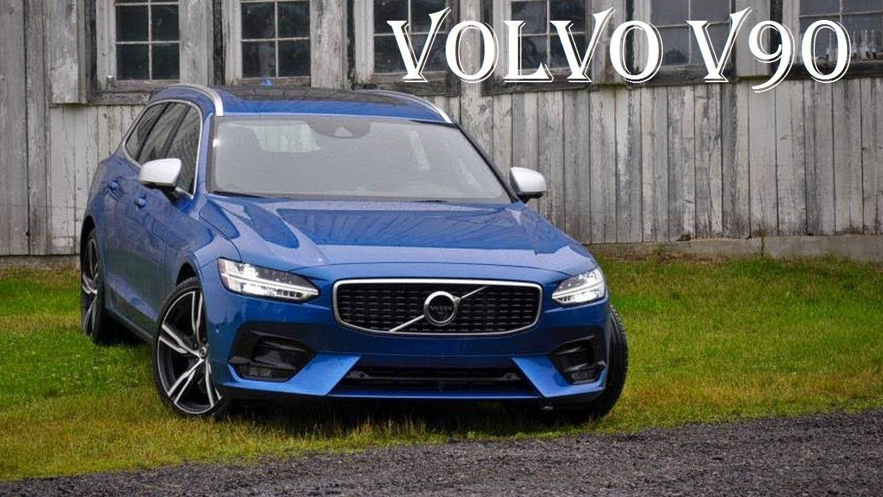 Volvo V90 T8 Cross Country 2017 Review Price Interior Exhaust