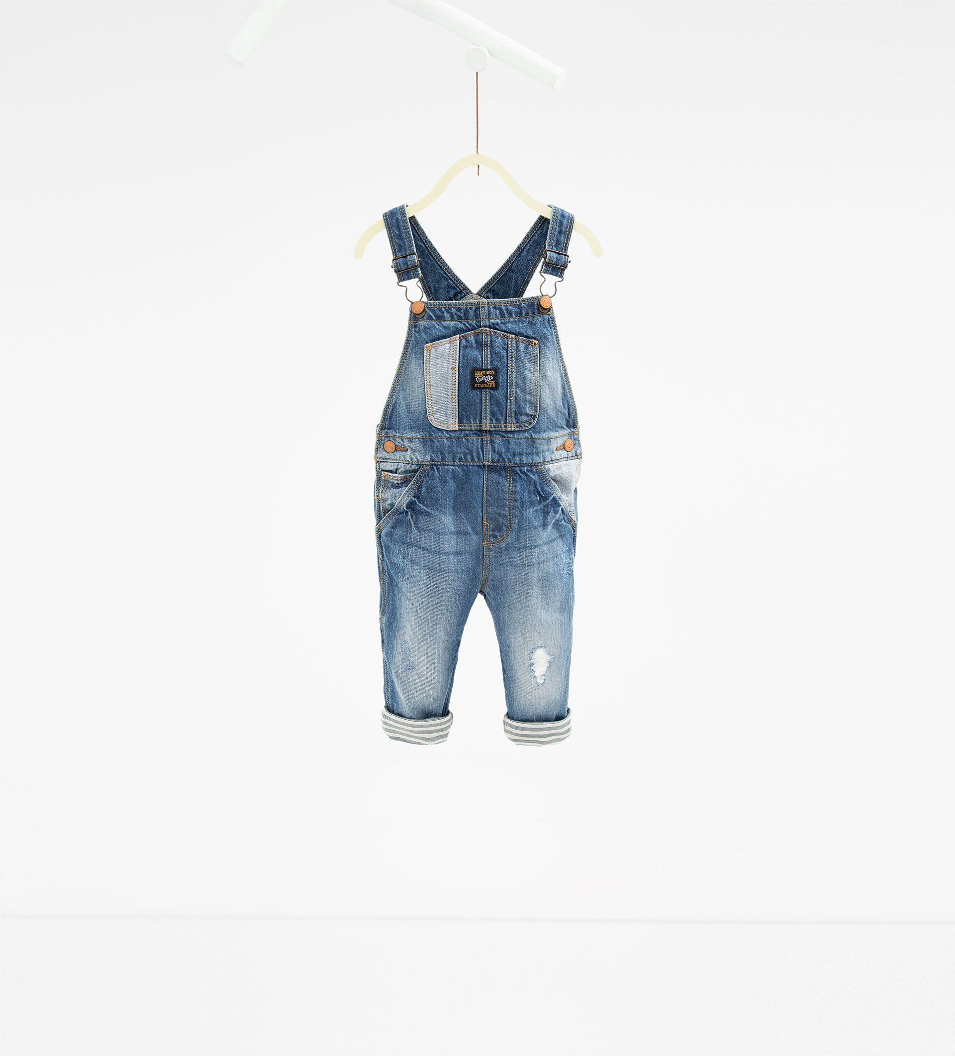 Jardineiras de ganga | Kids fashion | Pinterest | Ropa para niñas ...