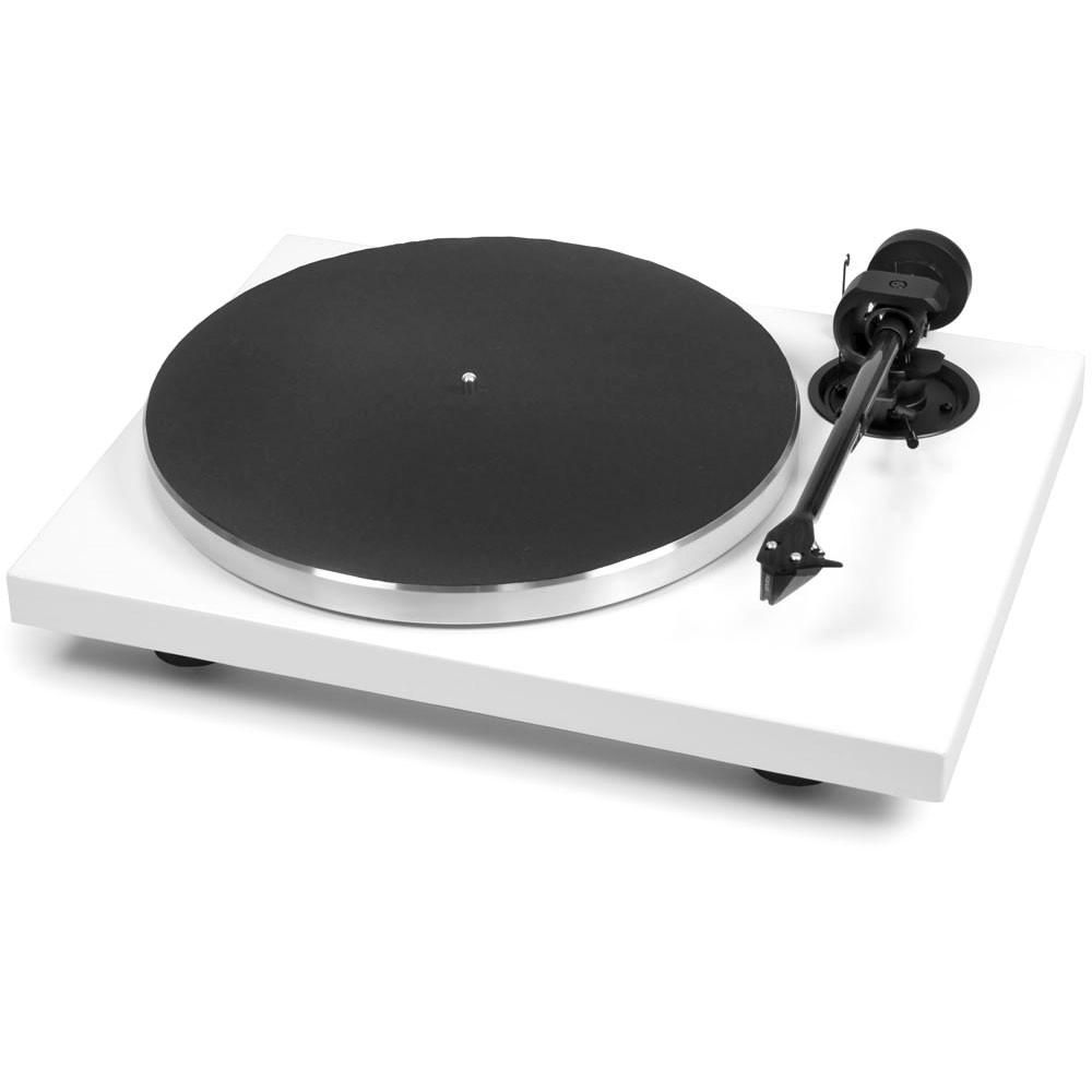 pro ject 1 xpression carbon classic turntable white turntable rh pinterest com