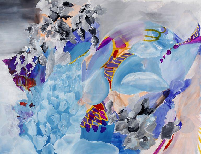 "Saatchi Art Artist: Irina Rosenfeldt; 2013 ""MAY HEAVEN MAKE A WISHLIST"""