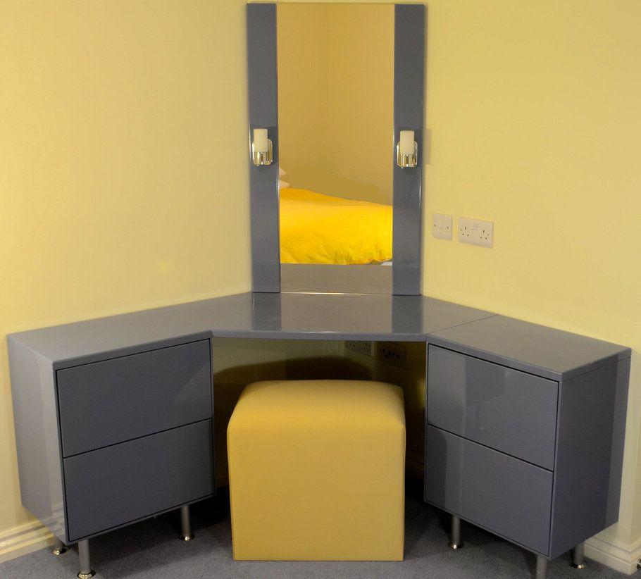 corner vanity makeup table. corner dressing table beech jpg  910 822 vanity ideas Pinterest