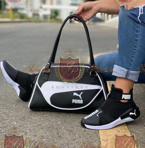 Custom Puma Fierce Strap Set for Sale in Venice, FL - OfferUp ...