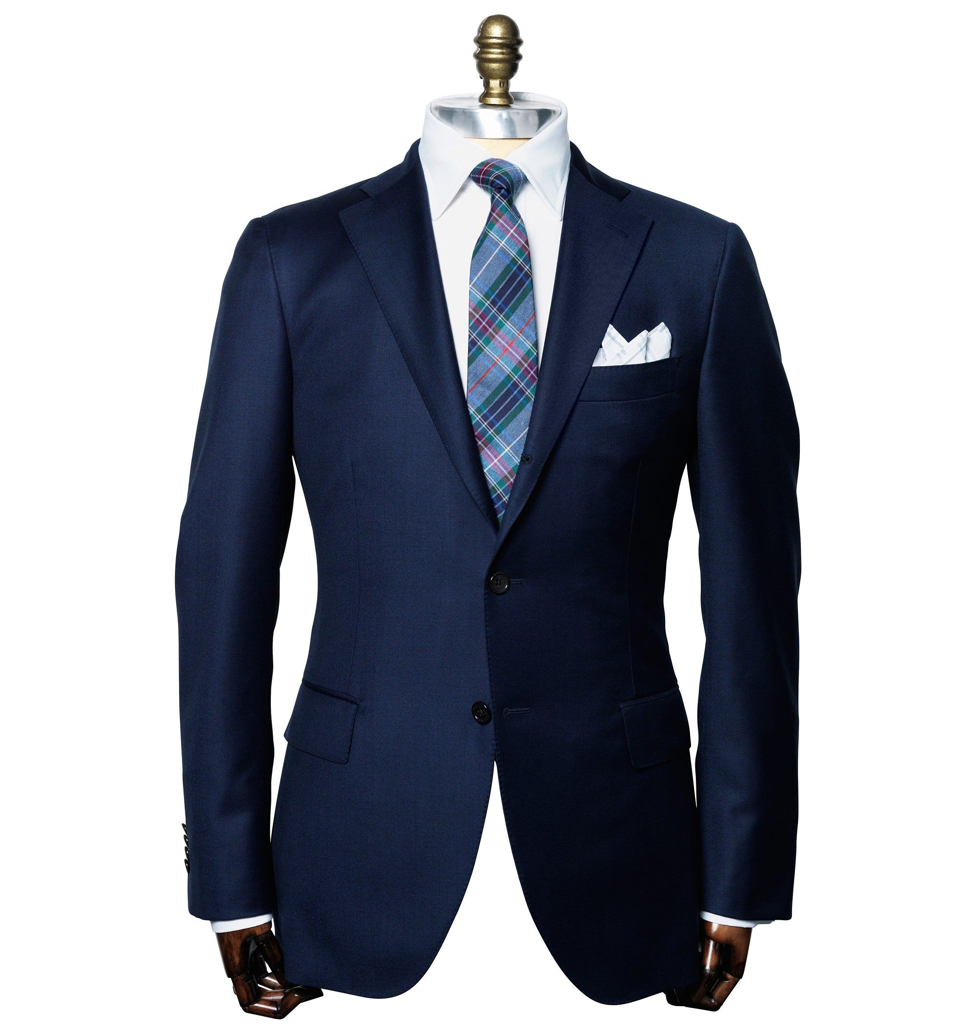 Chaqueta y corbata