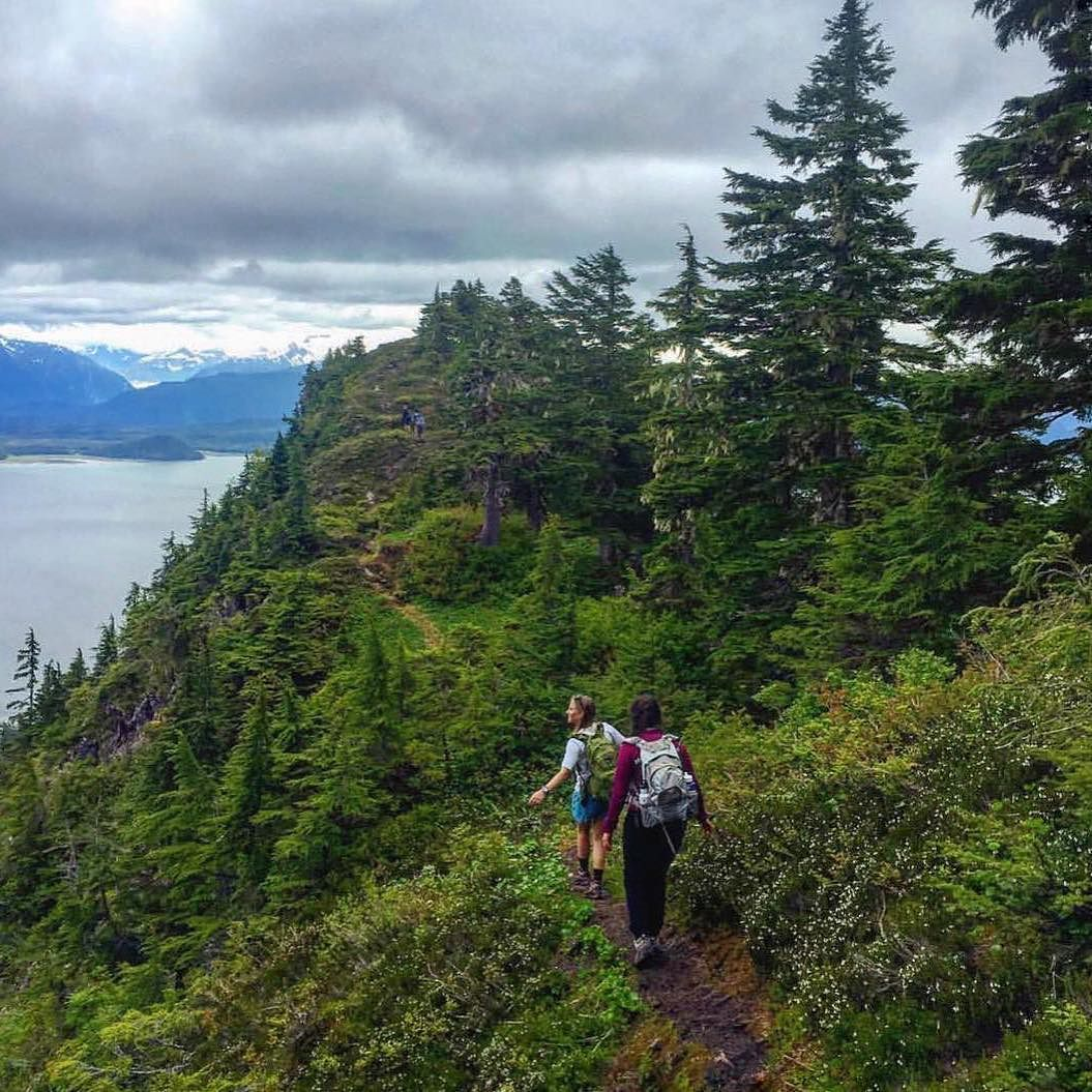 Elevation Gain Stone Mountain Hike : So many hiking opportunities in southeast alaska this is