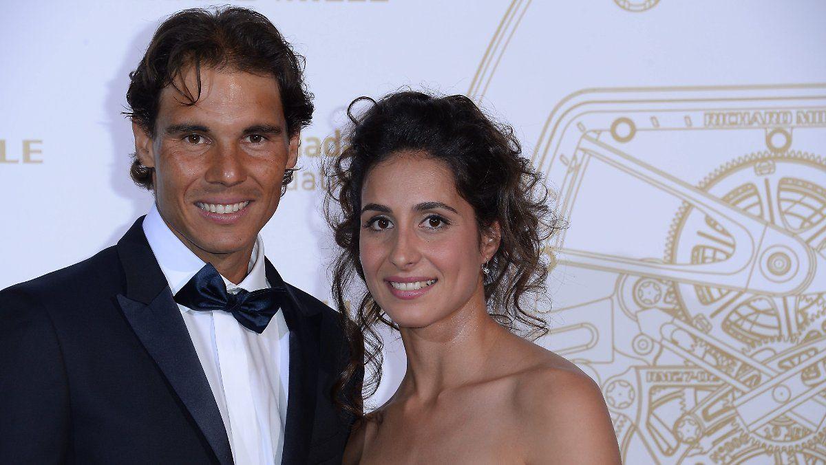 Hochzeit Auf Mallorca Rafael Nadal Ist Unter Der Haube Hochzeit Bilder Heiraten Und Mallorca