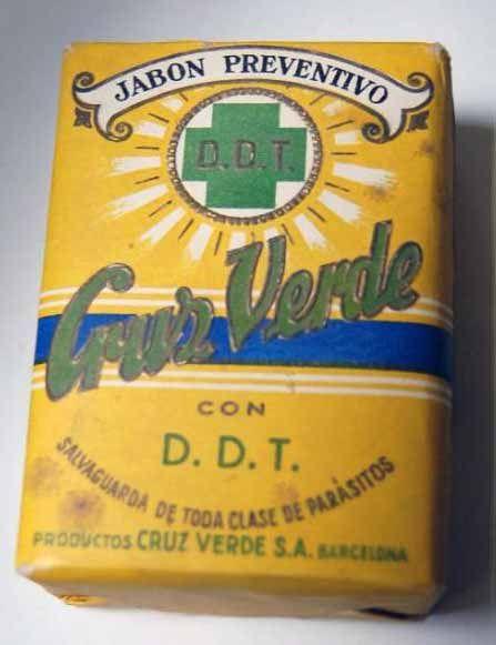 Resultado de imagen de DDT colonia