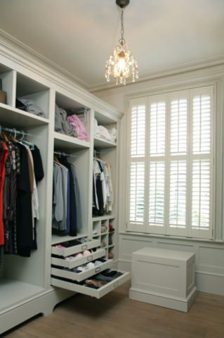 Gorgeous Master Closet Love The Window In The Closet Closet Redesign Master Closet Home