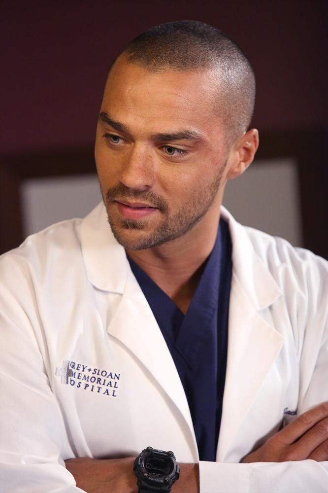 Grey\'s Anatomy — April to Jackson: \