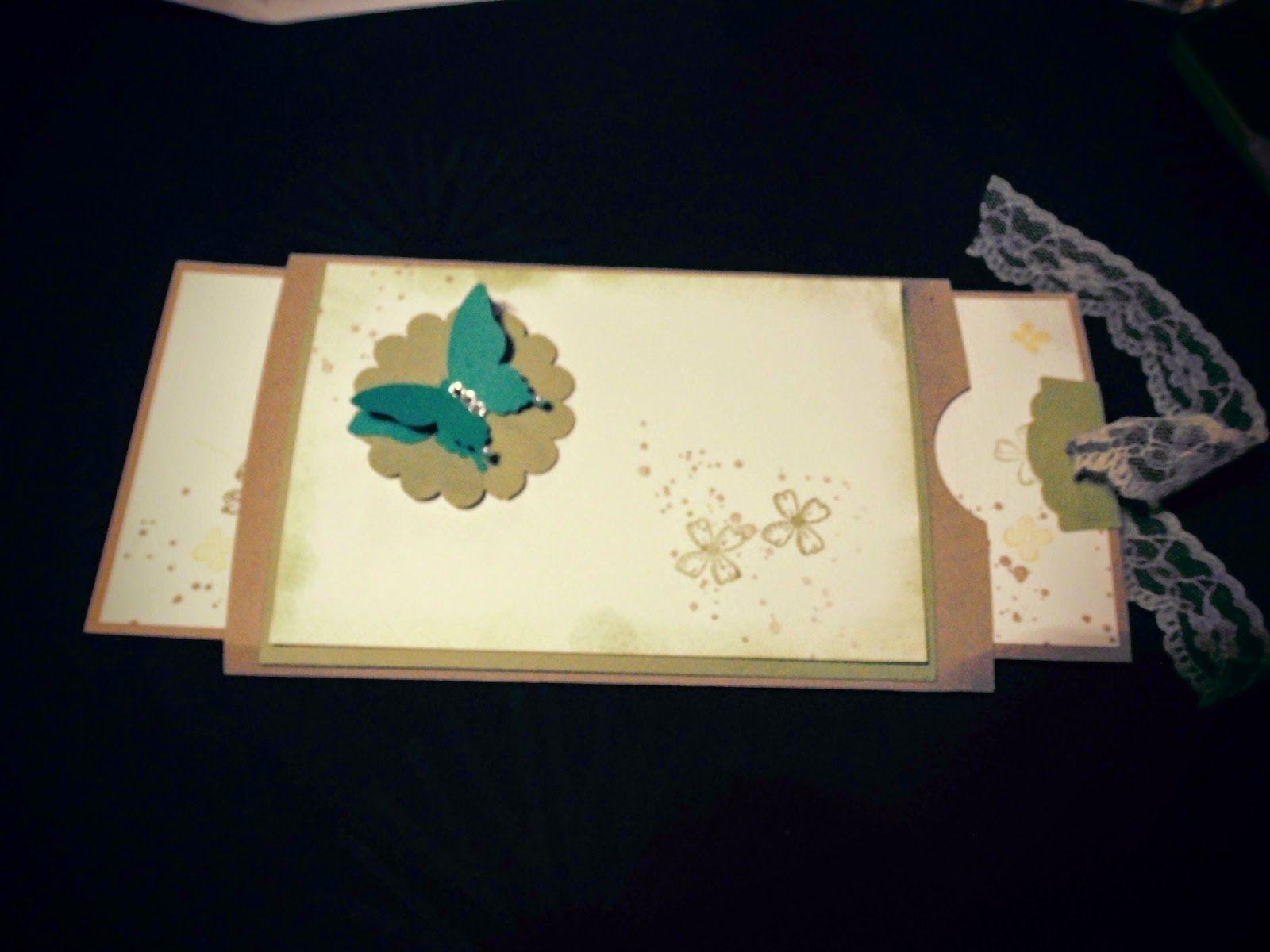 Kreativ am Deich : .....Bilder vom Workshop....und eine kleine Anleitung....
