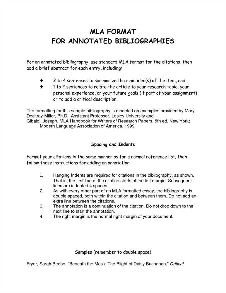 Meaning Of Annotated Bibliography  Annotated Bibliography