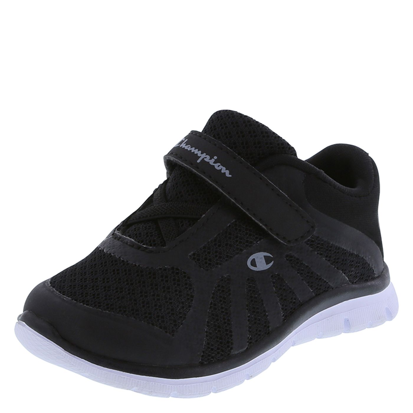 Roller shoes payless - Champions Shoe Payless Shoe Black Boys Infant Gusto Runner Champion Payless Shoes