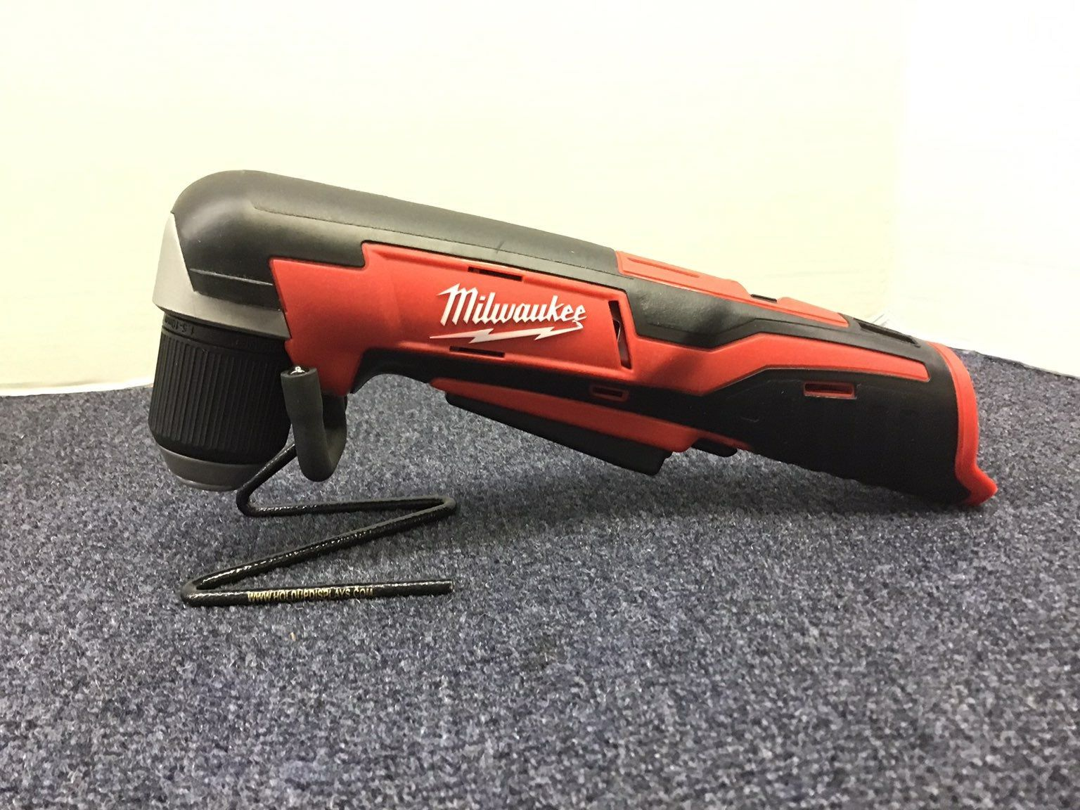 New Never Used Milwaukee 3 8 Right Angle Drill Model 2415 20 Tool Only Angle Drill Milwaukee Tools Drill