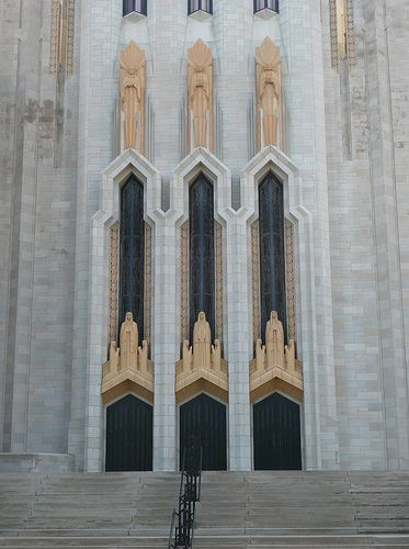 Tulsa, OK The Boston Avenue Methodist Church 5 Doors