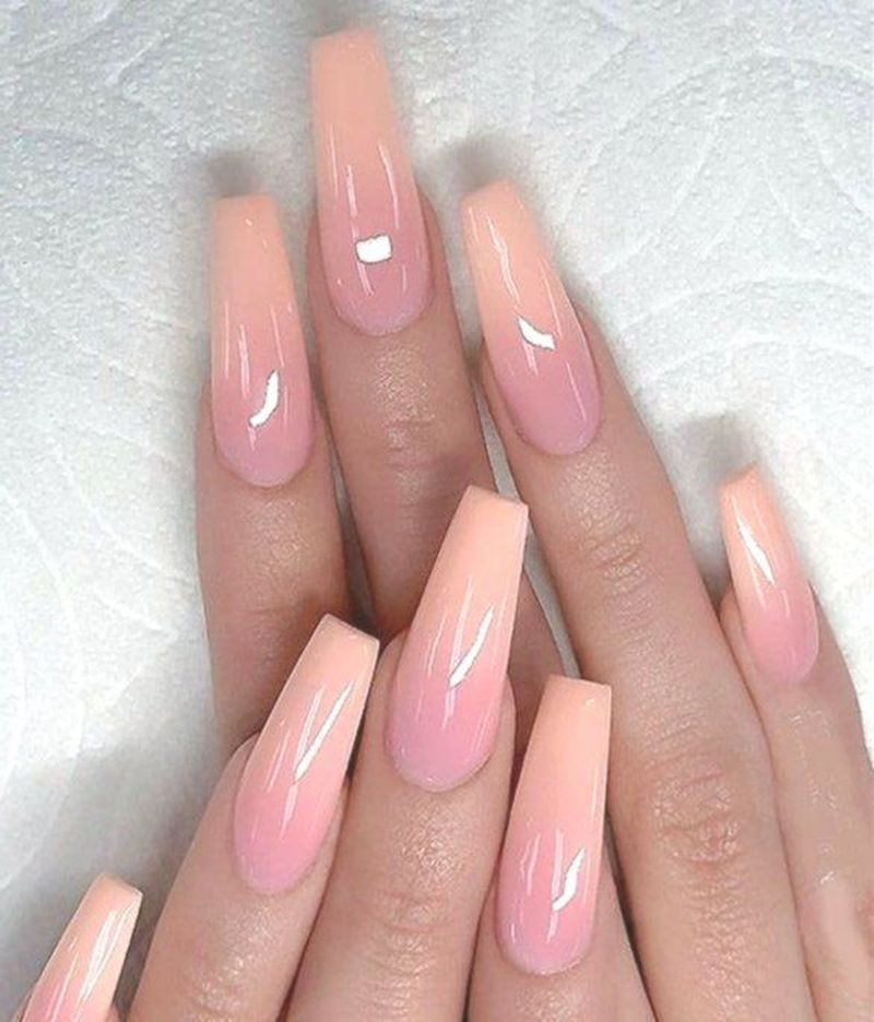 40 Best Acrylic Spring Nail Designs Trending In 2020 In 2020 Spring Acrylic Nails Coffin Nails Designs Nail Designs Spring