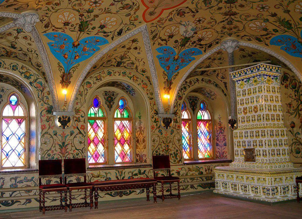царские палаты их убранство картинки должности помощника дублера