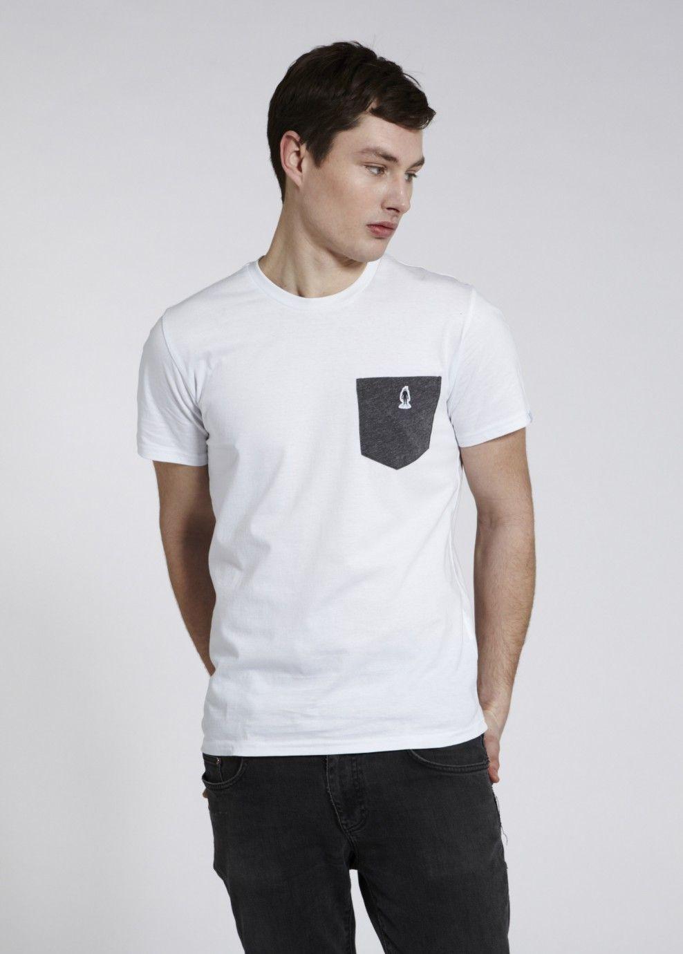 Plongée Clothing | Tee de Poche Diamond - T-shirts - Menswear