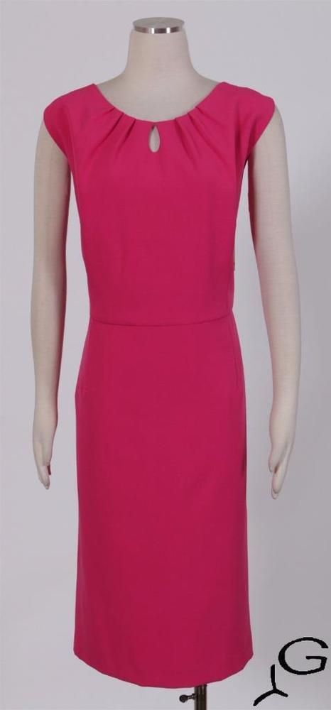 Kasper Rose Pink Size 24W Plus Cocktail Dress Women s New $99