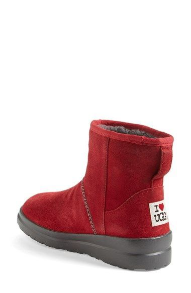 09dc665801d8 I Heart UGG™ by UGG® Australia 'I Heart Kisses Mini' Boot | Cute ...