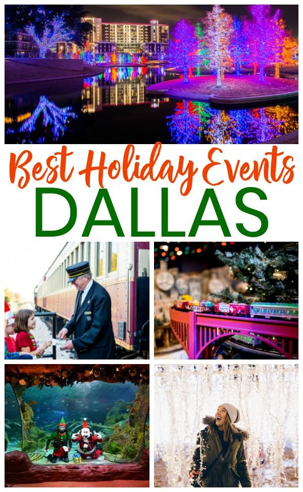 Top rated family friendly holiday events in DFW You Must Visit With Your Family. These family-friendly Christmas events are hosted in Dallas/Fort Worth.  via @amodernmomlife