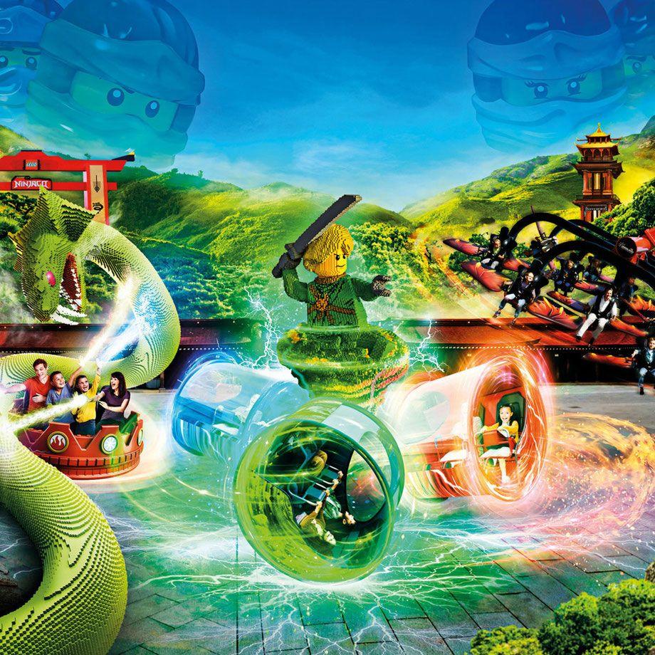 Legoland Deutschland Sorgt 2020 Fur Wirbel Besucher Uberschlagen Sich In 2020 Legoland Deutschland Legoland Freizeitpark