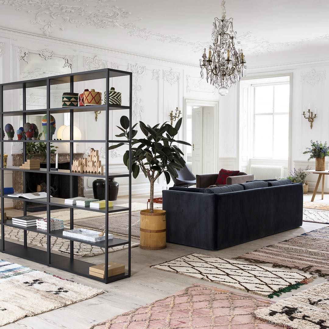 The HAY Vintage Pop Up Starts Tomorrow In Copenhagen With An Entirely New Collection Of Rugs Swing By Sankt Annae Plads 1 Until October