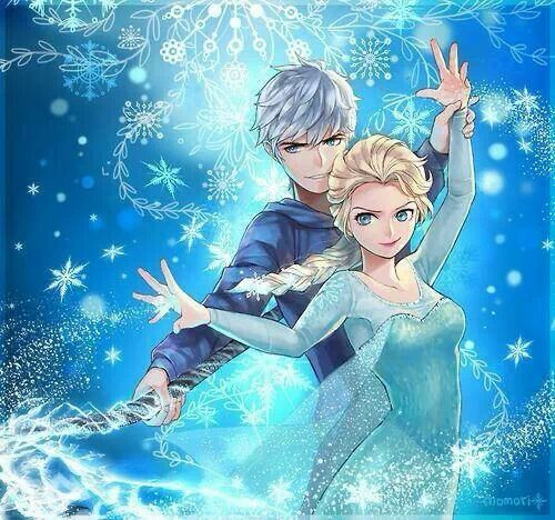 Pin On Jack And Elsa