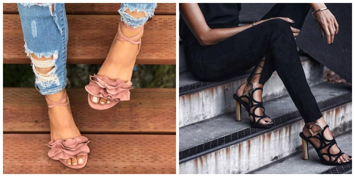 Womens summer shoes 2019: best ultimate