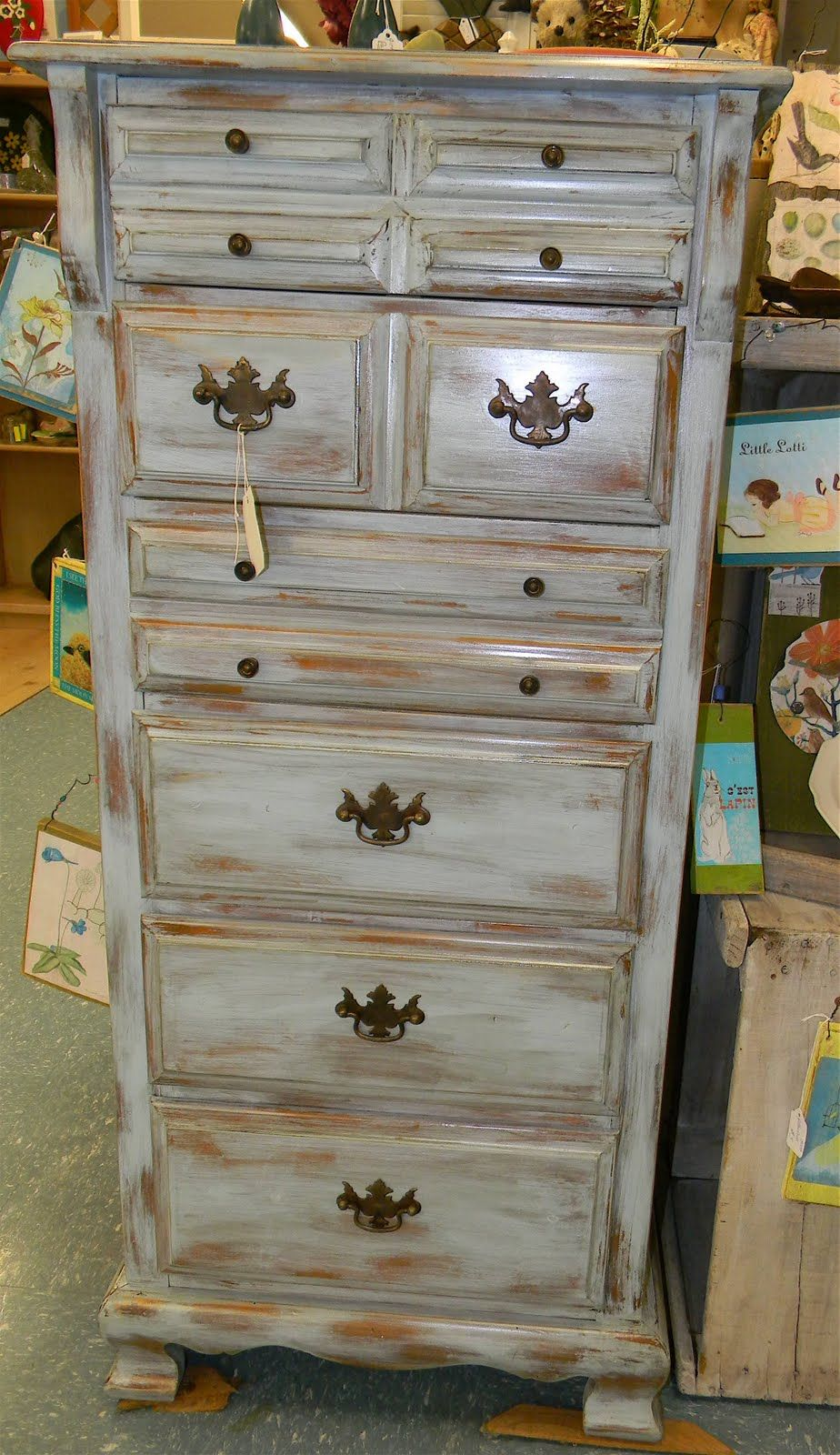 distressed blue furniture. How To Distress Furniture : Decorating Home \u0026 Garden Television Antique Distressed Blue Chest Emily\u0027s Up-cycled HOW TO Emily. D