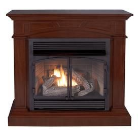 Cedar Ridge Hearth 32000 BTU Vent-Free Gas Fireplace   New house ...